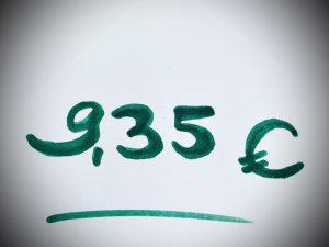 Gesetzlicher Mindestlohn 2020